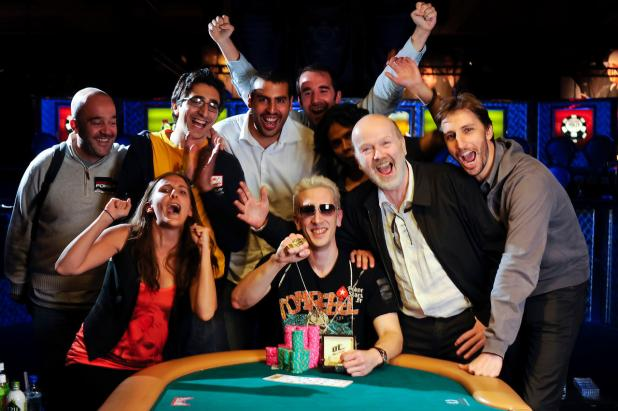 Article image for: LADY GAGA WOULD BE PROUD, ElkY's GOT A WSOP GOLD BRACELET
