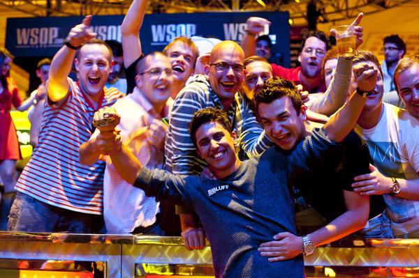 CRAIG MCCORKELL WINS STUNNING WSOP VICTORY