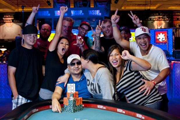 ALL I DO IS NGUYEN NO MATTER WHAT: DUNG GOMER NGUYEN CAPTURES WSOP EVENT #38