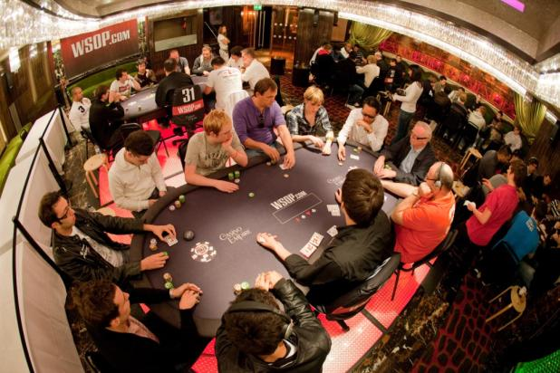 Empire casino poker london