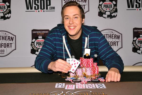 CASINO CHAMPION PROFILE: NATHAN BJERNO