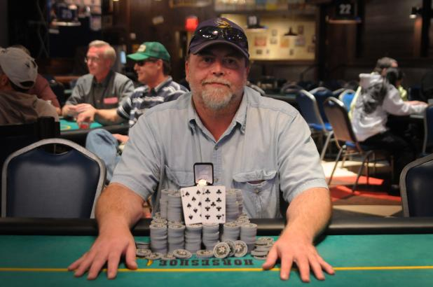 PATIENCE PAYS OFF FOR DAVID FINNEY AS HE COMES FROM BEHIND TO WIN RING EVENT #2