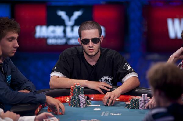 WSOP MAIN EVENT CHAMPIONSHIP: END OF DAY SIX UPDATE