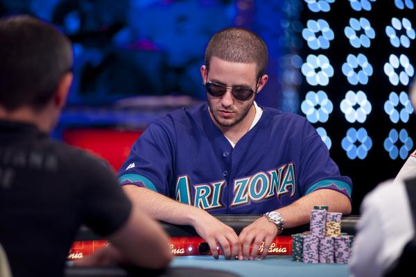 Article image for: GREG MERSON ON THE FEATURE TABLE TONIGHT AT 9:30PM ON ESPN