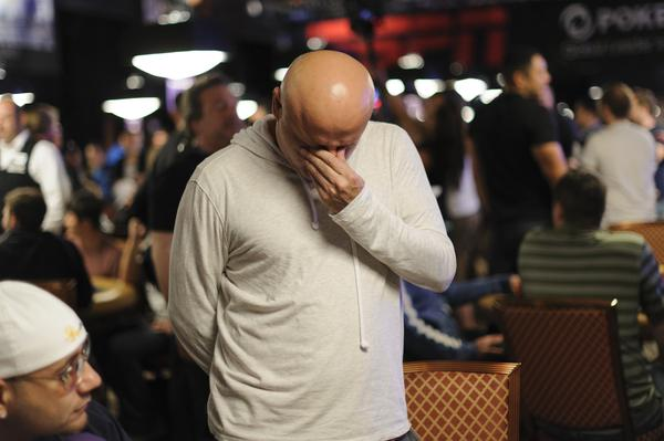 Article image for: BRACELET WINNER FARZAD BONYADI BECOMES 2013 WSOP MAIN EVENT BUBBLE BOY