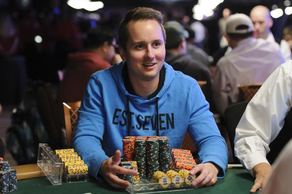 Article image for: MARC MCLAUGHLIN LEADS DAY 5 AT DINNER