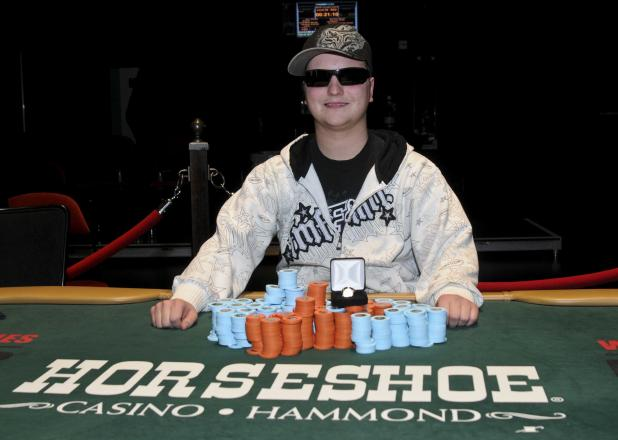 Article image for: JOSH SHMERL WINS FIRST EVENT OF THE 2009-2010 WSOP CIRCUIT SEASON