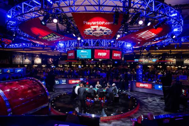 WSOP MAIN EVENT ON ESPN SUNDAY