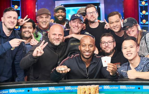 FEMI FASHAKIN WINS BIG 50 FOR $1,147,449 PAYDAY
