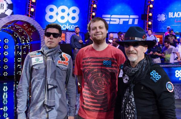 2015 WSOP NOVEMBER NINE -- DAY TWO REPORT