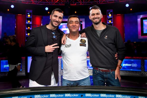 THREE REMAIN IN MAIN EVENT, WINNER TO BE CROWNED TUESDAY