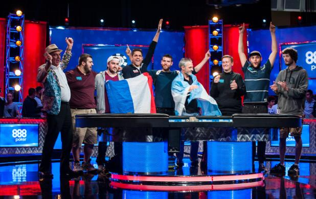 MAIN EVENT FINAL TABLE SET, HEADLINED BY TWO FORMER NOVEMBER NINERS