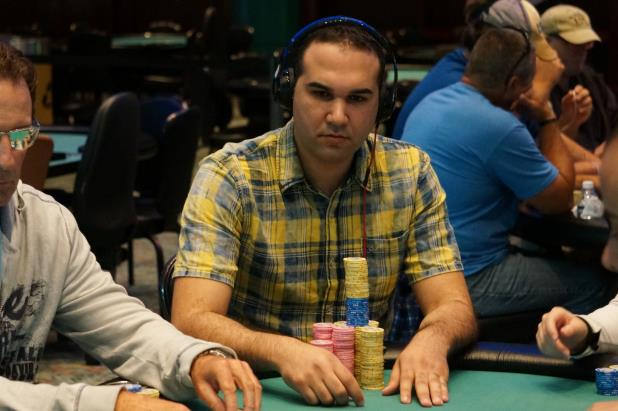 UPDATES FROM THE FOXWOODS MAIN EVENT