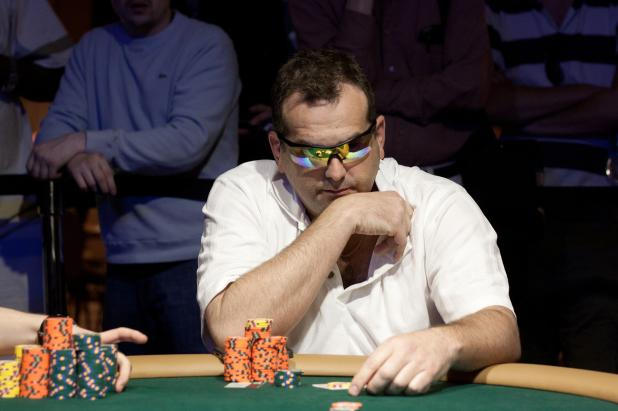 JUST WHAT THE DOCTOR ORDERED. DR. GEFFREY KLEIN WINS SIX-MAX BRACELET