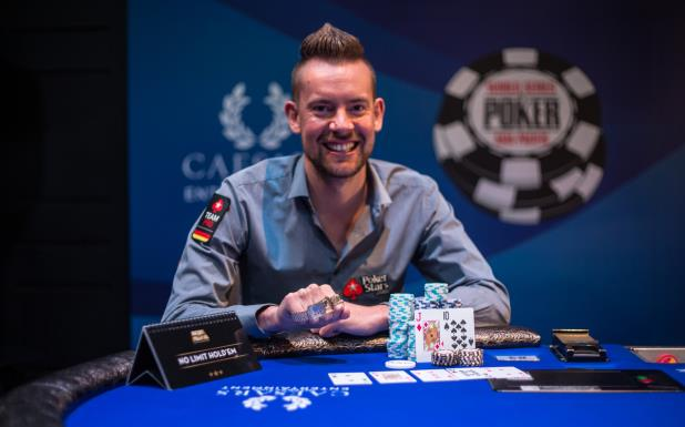 GEORGE DANZER WINS 3RD WSOP GOLD BRACELET THIS YEAR