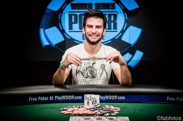 Article image for: GEORGIOS SOTIROPOULOS WINS TURBO EVENT AT WSOP EUROPE