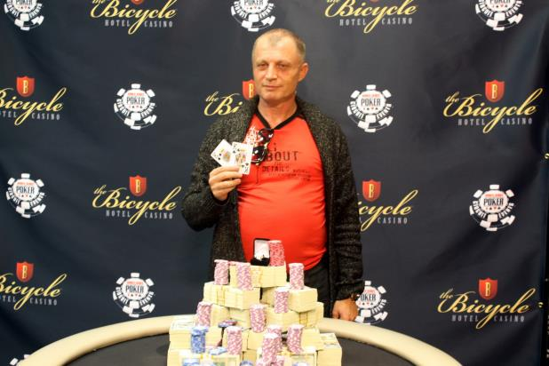 Article image for: GEVORK KASABYAN WINS CIRCUIT MAIN EVENT AT THE BIKE