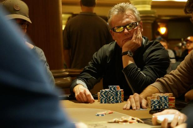GREGORY JOHNSON LEADS SOUTHERN INDIANA FINAL TABLE