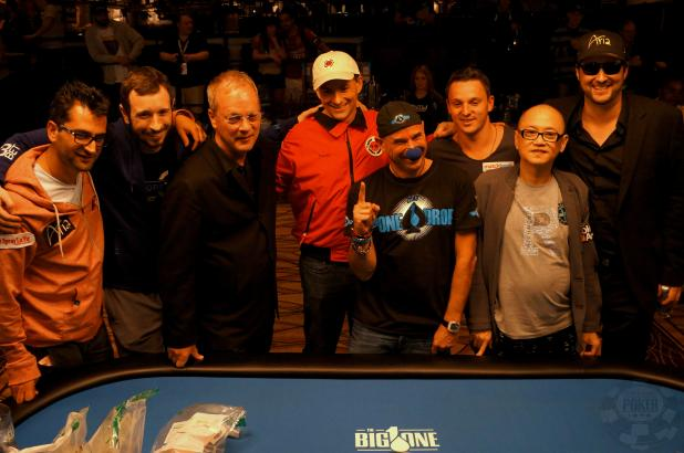 The Big One Final Table