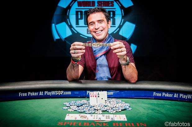 RICHARD GRYKO WINS POT-LIMIT OMAHA AT WSOP EUROPE