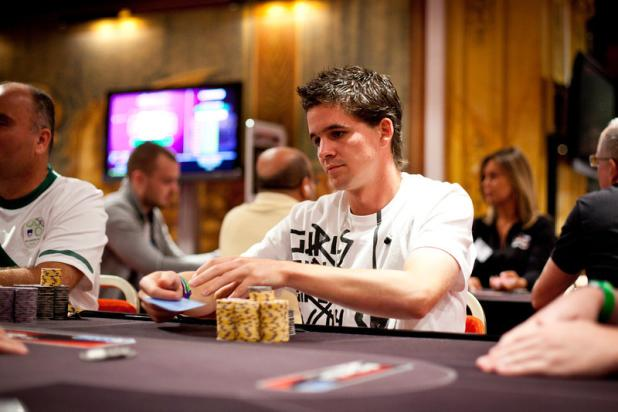 Article image for: PHIL HELLMUTH CHASING CHIP LEADER GUILLAUME HUMBERT IN HISTORIC SHOWDOWN