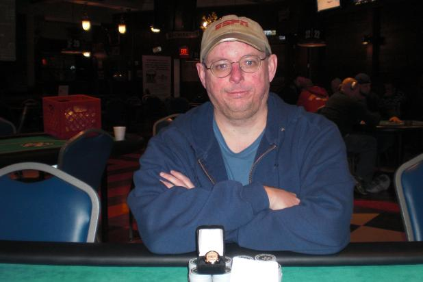 Article image for: Computer Programmer Carl Haney Wins Circuit #12 After Long Heads-Up Match