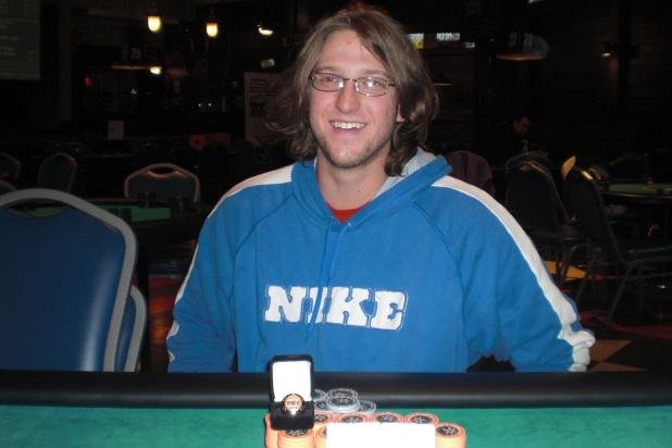 Returning to Old Hometown for Visit, Brendan Waite Plays, Wins 6-Handed