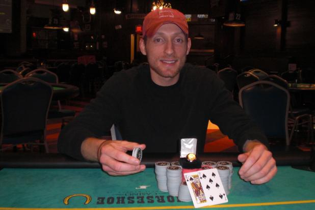 Circulation Salesman Steve Kats, Playing Only His 2nd Tournament, Wins Event 20