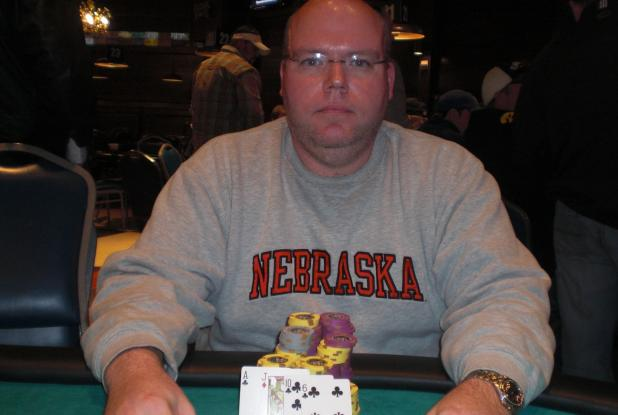 Article image for: Travis Lavine Plays His First Live Omaha Tournament and Wins It