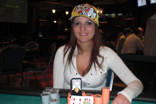Article image for: NATASHA BARBOUR CAPTURES 1ST POKER TITLE
