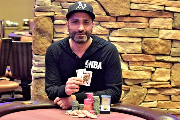 Article image for: HAFIZ KHAN WINS THUNDER VALLEY MAIN EVENT