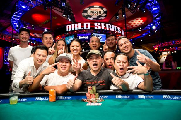 Article image for: HANH TRAN TAKES TITLE IN $1,500 DEUCE-TO-SEVEN TRIPLE DRAW