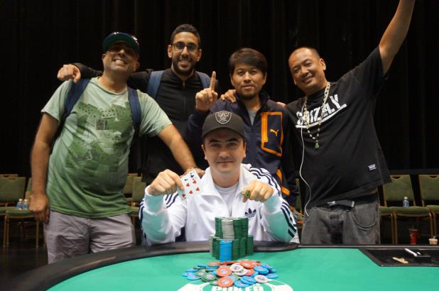 Article image for: HARRY ARUTYUNYAN WINS CHEROKEE MAIN EVENT