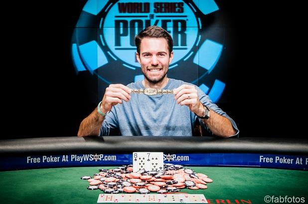 Article image for: RYAN HEFTER WINS MONSTER STACK EVENT AT WSOP EUROPE