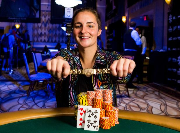 Article image for: HEIDI MAY WINS 2017 WSOP $10,000 LADIES CHAMPIONSHIP