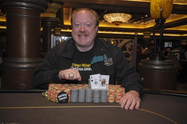 Article image for: DAN HEIMILLER WINS THE HORSESHOE SOUTHERN INDIANA CIRCUIT MAIN EVENT