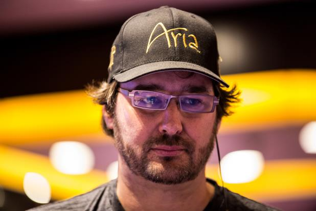 Article image for: HELLMUTH GOES FOR 14, DANZER LOOKS TO RE-TAKE POY LEAD