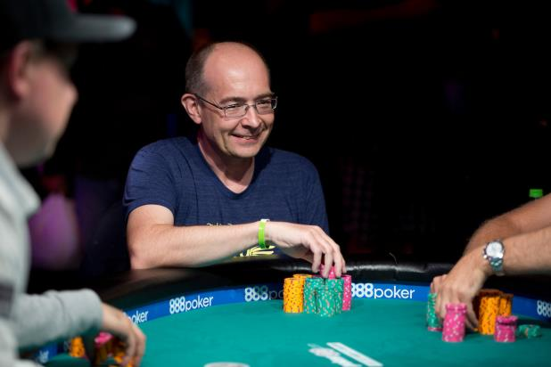 HOWARD SMITH ENDS WSOP CAREER WITH RUNNER-UP FINISH