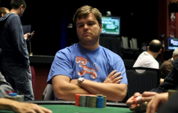 Article image for: HUGH HENDERSON LEADS MAIN EVENT CHAMPIONSHIP AT HARRAH'S CHEROKEE