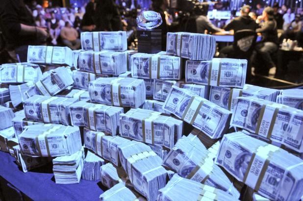 WSOP ANNOUNCES $1 MILLION BUY-IN TOURNAMENT IN CONJUNCTION WITH ONE DROP