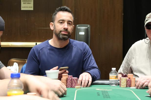 Jeremy Stein Leads Heading to the Final Day of the Horseshoe Baltimore Main Event