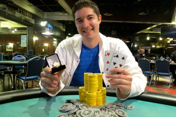 Article image for: BLAIR HINKLE WINS THIRD COUNCIL BLUFFS TITLE