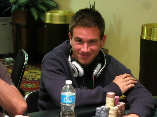 Article image for: ALEX GREENBLATT CARRIES HUGE LEAD INTO DAY 2 AT THE LODGE