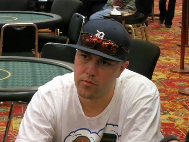 Article image for: FIVE PLAYERS REMAIN IN MAIN EVENT AT THE LODGE