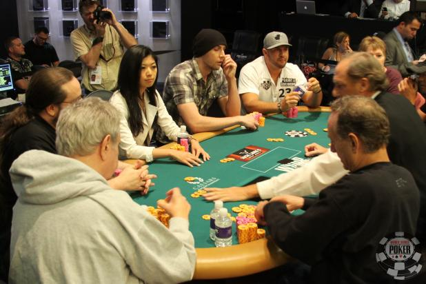 Another Stacked Final Table