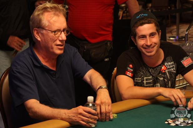 THE WSOP DAILY SHUFFLE: FRIDAY, JUNE 1, 2012