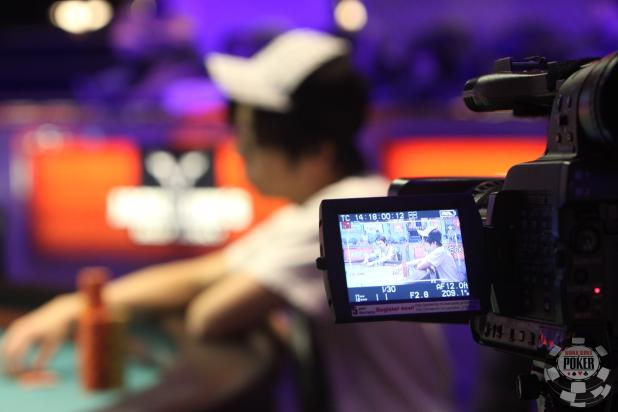 Article image for: IT'S NAILBITING TIME IN THE WSOP MAIN EVENT