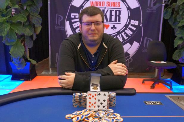 Article image for: KEVIN JOHNSON WINS IP BILOXI MAIN EVENT