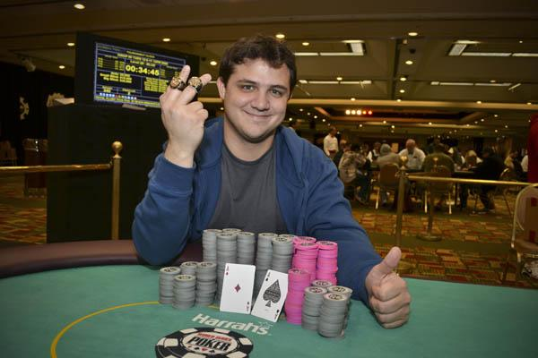 Article image for: PETER IPPOLITO WINS SECOND WSOP CIRCUIT GOLD RING