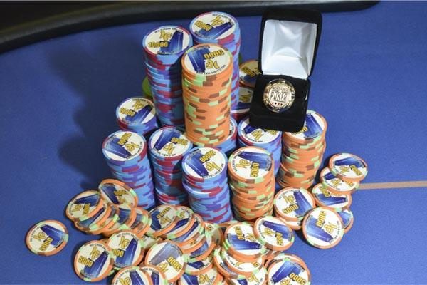 Article image for: WSOPC MAIN EVENT UNDERWAY IN BILOXI